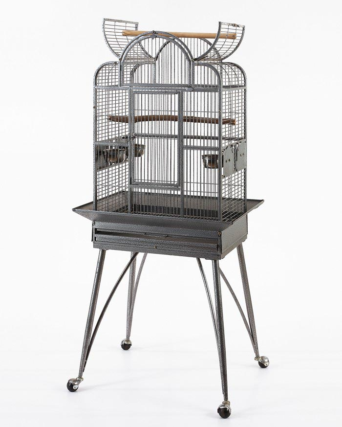 Victorian Open Roof Bird Cage