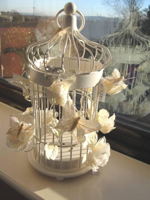 Vintage Bird Cages for Weddings