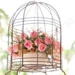 Vintage Decorative Bird Cages