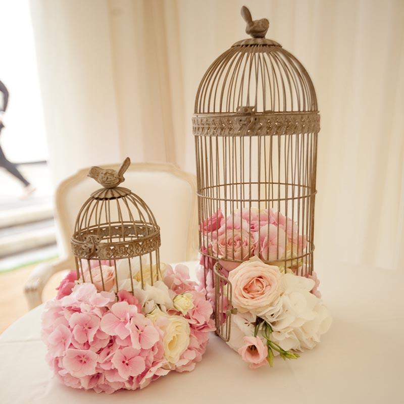 Vintage Style Bird Cage
