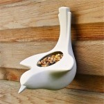 Wall Mounted Bird Feeder Hanger