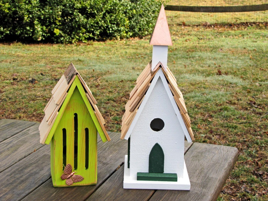 Where to Hang Wren Bird House