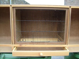Wooden Bird Breeding Cages