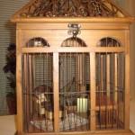Wooden Bird Cage Kits