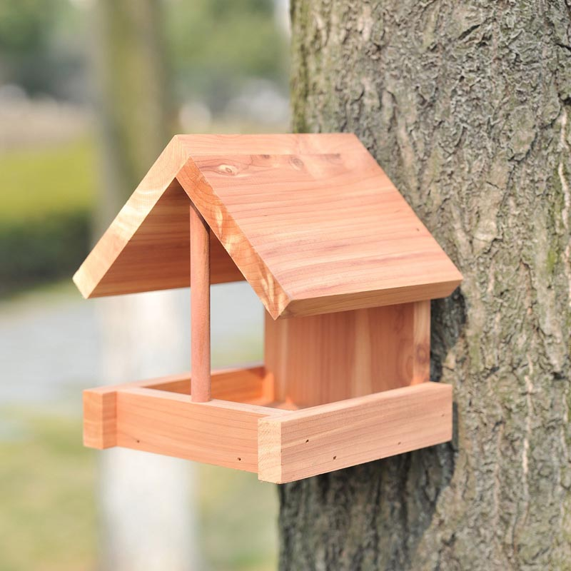 Wooden Bird Feeders Plans Free Birdcage Design Ideas