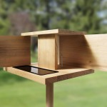 Wooden Bird Feeders to Make