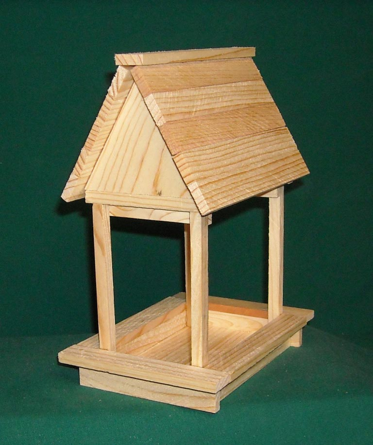 Wooden Bird Houses Plans