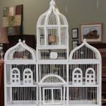Wooden Decorative Bird Cages
