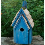 Wren and Chickadee Bird Houses