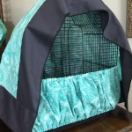 Bird Cage Skirt Seed Catcher