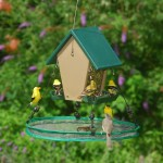 Bird Feeder Seed Catcher