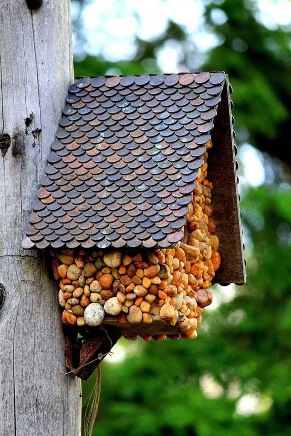 Bird House Building Materials