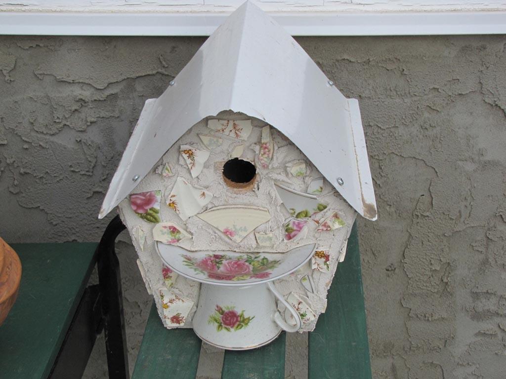 Bird House Plans Finch