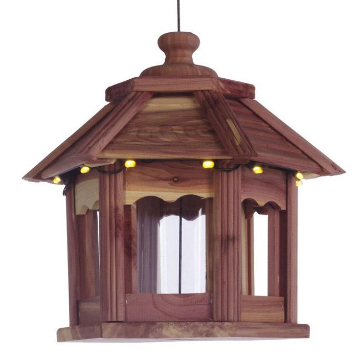 Bird House Pole Baffle