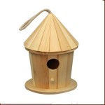 Bird Houses for Yellow Finches