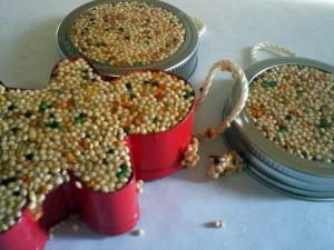Bird Seed Cake Recipe Gelatin