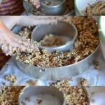 Bird Seed Wreath Bundt Pan