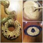 Bird Seed Wreath Recipe Bundt Pan