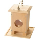 Build Bird House Kit