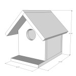 Build Bird House Plans