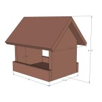 Build Bird Houses Free Plans