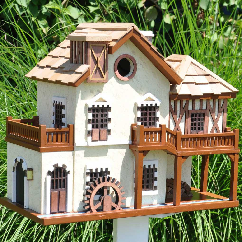 Building Plans Bird Houses