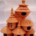 Ceramic Bird Houses How to Make