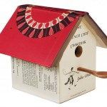 Cool Bird Houses Designs