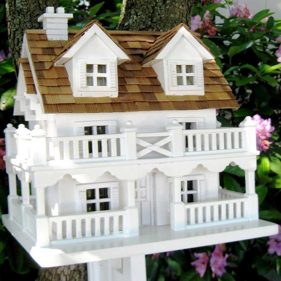 Decorative Bird Houses Plans