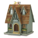 Decorative Outdoor Bird Houses
