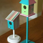 Designs to Paint on Bird Houses