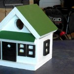 Easy to Build Bird Houses Plans