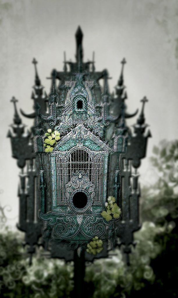 Fancy Bird House Kits