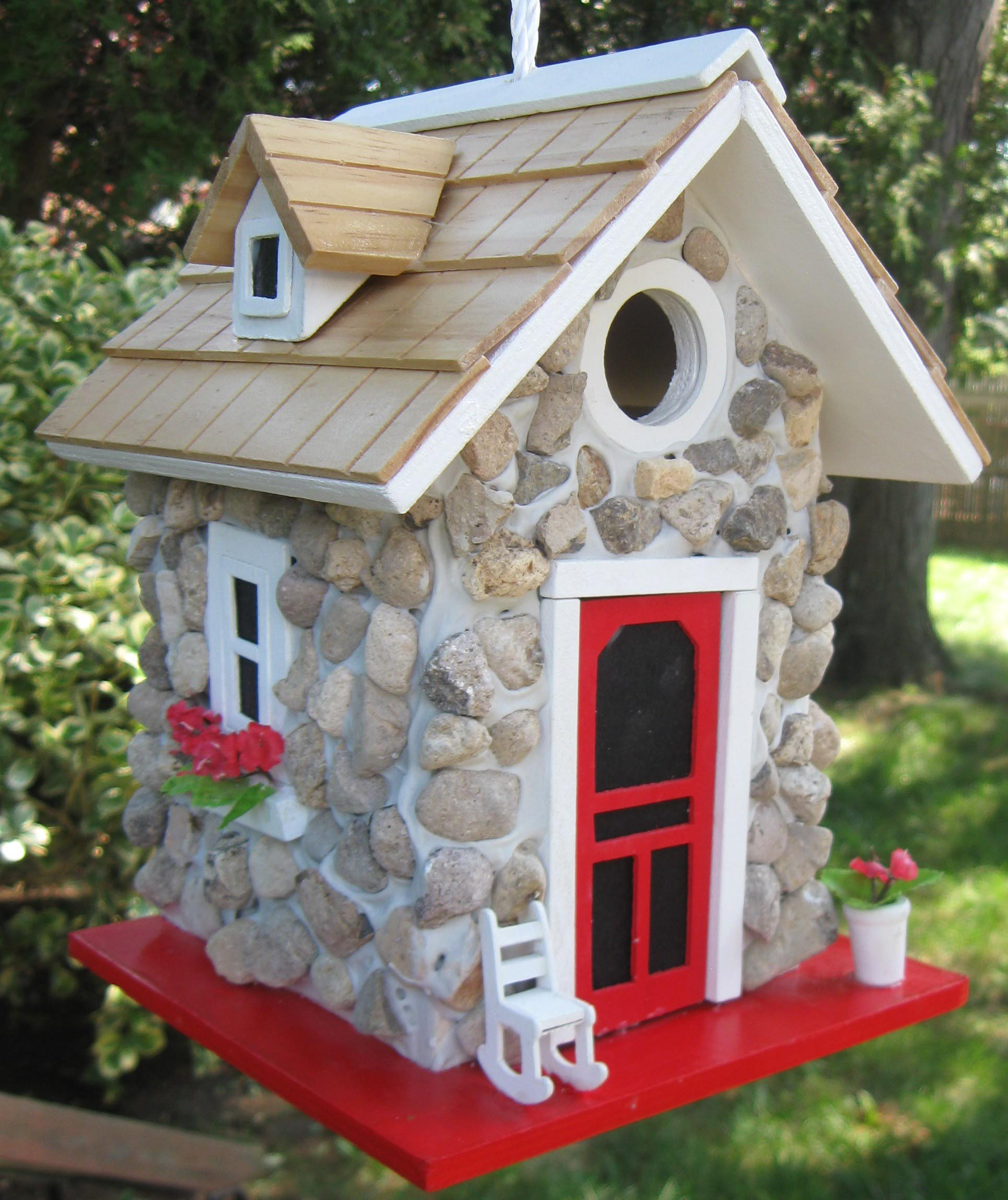 How to build fancy bird houses easy way birdcage design for Types of birdhouses for birds