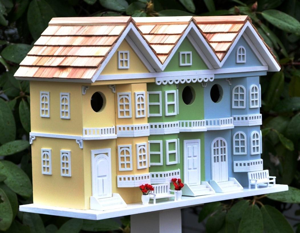 Ideas for Decorating Bird Houses