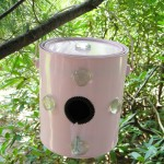 Paint Can Bird Houses