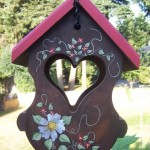 Painted Bunting Bird House Plans