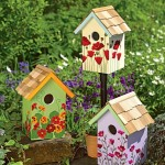 Painting Bird Houses Ideas