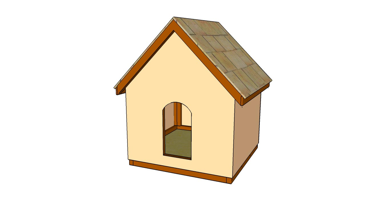 Purple finch bird house plans birdcage design ideas Lean to dog house plans