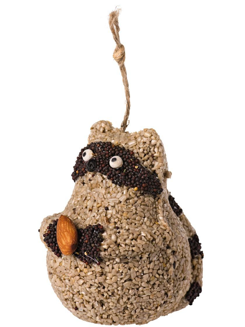 Recipes for Bird Seed Ornaments