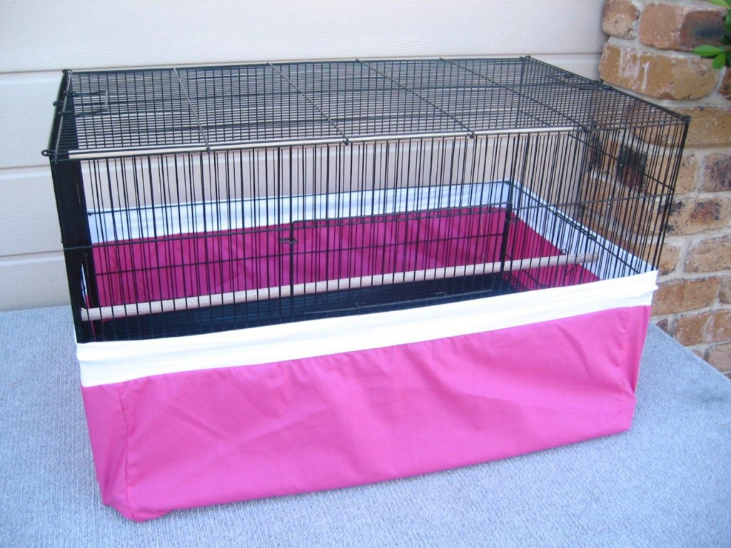 Seed Catcher for Bird Cage