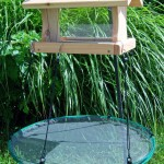Seed Catcher for Bird Feeders