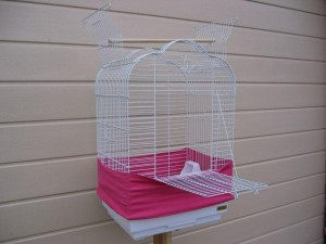 Seed Catcher for Large Bird Cage