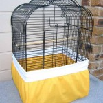 Seed Catchers for Bird Cages