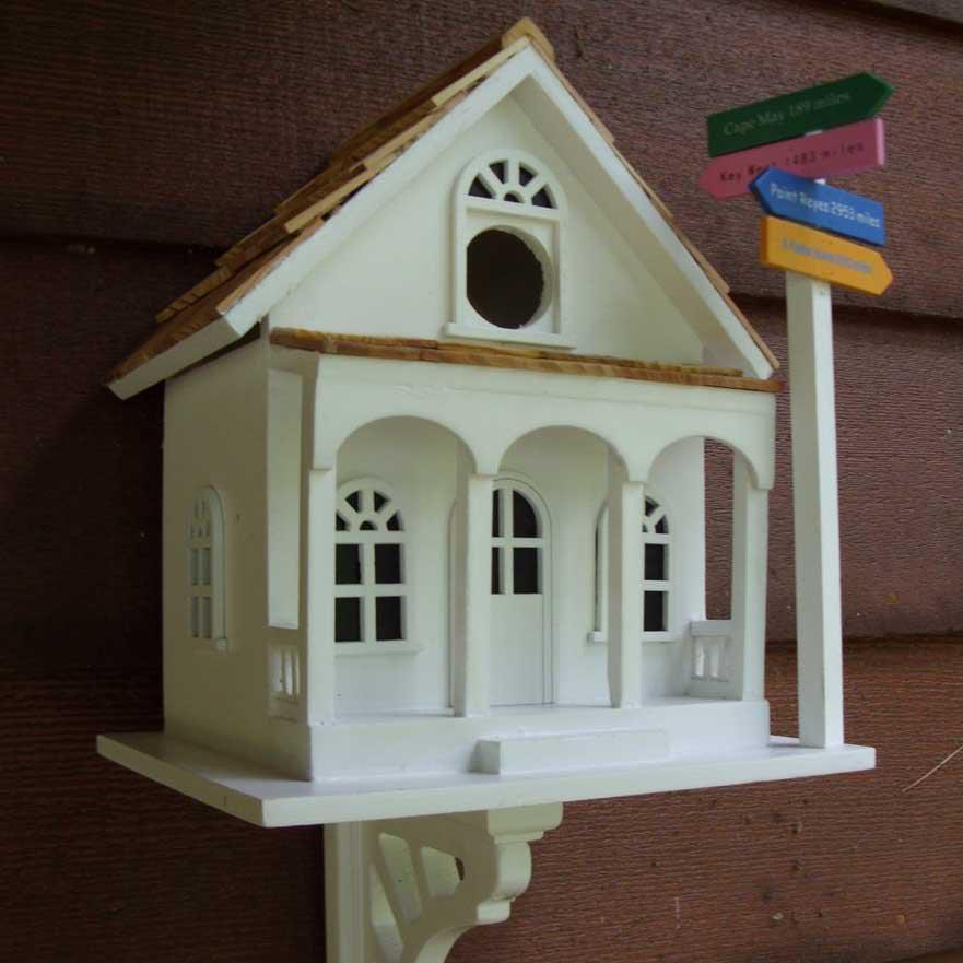 Small Bird Houses Decorative