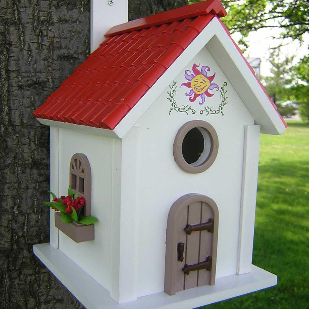 Small Decorative Bird Houses