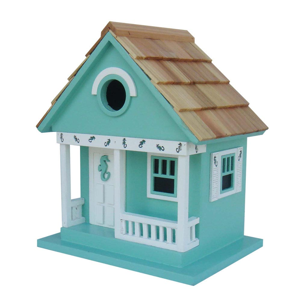 Wooden Decorative Bird Houses